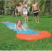 Lgan Wasserrutsche Gartenschlauch,5.5m