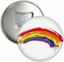 LGBT Rainbow Gay Lesbian Transgender rund