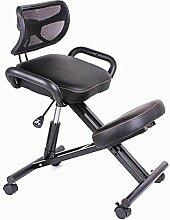 LGFSG kniestuhl Ergonomisch gestalteter Stuhl mit
