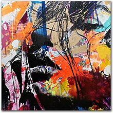 LGNHD Abstrakte Wandkunst Gemälde für Wandbilder