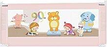 LGQZW Kinderbettschutzgitter - Kriechendes