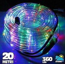 LGVSHOPPING LED-Lichterschlauch für