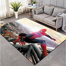 LGXINGLIyidian Teppich Marvel Superheld Iron Man