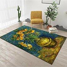 LGXINGLIyidian Teppich Schöne Van Gogh
