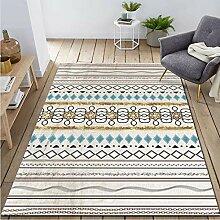 LGXINGLIyidian Teppich Türkische Minimalistische