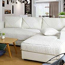LH Baumwoll-Sofa-Handtuch Moderner Stoff