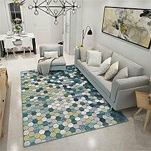 LH-RUG Designer Anti-Rutsch-rechteckige Teppiche