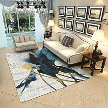 LH-RUG Designer Rutschfeste rechteckige Teppiche