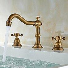 LHbox Bad Armatur in Bad für Waschbecken