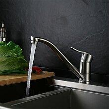 LHbox Edelstahl Küche kalt Wasseranschluß, sie