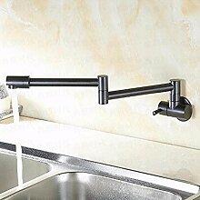 LHbox Küche Wasserhahn in die Wand mit Einem