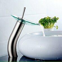 LHbox Modernes Badezimmer Waschtisch Armatur voll