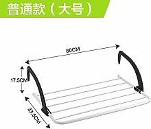 LHbox Tap Fach Balkon Schuhe Rack Glas
