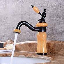 LHbox Tap Küche Bad Waschtischarmatur Retro