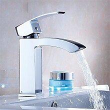 LHbox Waschbecken Wasserhahn Oberfläche Becken