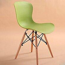 LHcy Lässige Sprechen Stuhl Einfache Mode