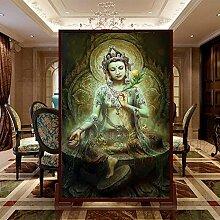 LHDLily Großes Wandbild Tapeten Fernseher Sofa