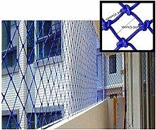 LHF Sicherheitsnetze, blau Kindersicherheitsnetz