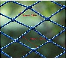 LHF Sicherheitsnetze, Treppenschutznetz Balkon