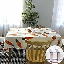 LHGDG Wohnkultur - Gartentischdecke, geeignet für