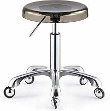 Lhh Leder-gepolsterter Stuhl adjustableswivel