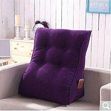 lhl-standard Kissen dreidimensionale dreieckig Kissen Bett Kissen Kissen Mais Lendenwirbelstütze Bürostuhl Betten/Sofa/Lenden kissen, baumwolle, J, L