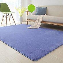 LHP Europäische - Style Rechteckige Teppich für Wohnzimmer, Sofa, Couchtisch, Nacht Teppich High-End ( größe : 80*160cm )