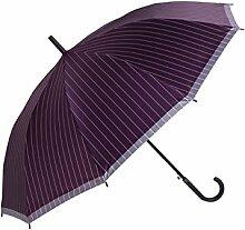 LHP Sonnenschutz Anti-Ultraviolett Straight Handle Sonne / Regen Regenschirm High-End ( farbe : B )