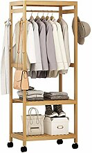LHQ-HQ Garment Rack-Garderobe Storage Rack Storage