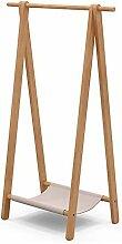 LHQ-HQ Tidy Schienen 148cm Holz Kleiderständer
