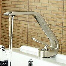LHS waschbecken becken wasserhahn deck montieren helle chrome waschen,c