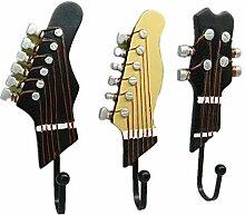 LHWY Klassische Gitarre Geformt Dekorative Haken