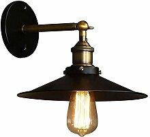 LHXY Retro Wandlampe für Innen und Außen