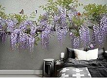 Lhyaaa Wandtapete für Wohnzimmer, Schlafzimmer,