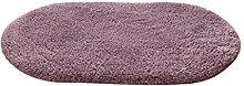 LI JING SHIOP - Badezimmer Wasserabsorption rutschfeste Fußmatten, Schlafzimmer Küche Türsteppich ( Farbe : Runden , größe : 140*200CM )