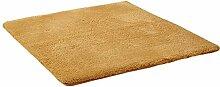 LI JING SHIOP - Badezimmer Wasserabsorption rutschfeste Fußmatten, Schlafzimmer Küche Tür kaukasisch Teppich ( Farbe : Platz , größe : 60*90CM )