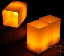 Li-lamp LED Blinklicht Kreative Platz Kunststoff