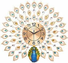 Li-lamp Ziffern Uhr, Moderne stumm rahmenlose