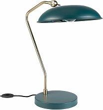 Liam blaue Schreibtischlampe