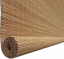 LIAN Natürlicher Bambus Roll Up Blind