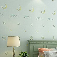 Lianaic Tapete Kinderzimmer Wand Tuch Junge Zimmer