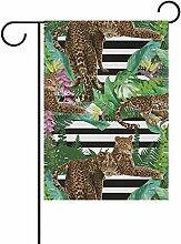 LIANCHENYI Leoparden mit Streifen doppelseitig