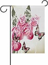 LIANCHENYI Phalaenopsis mit Schmetterlinge