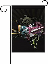LIANCHENYI Piano mit Audio Doppelseitiges