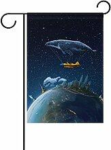 LIANCHENYI Schiff, Flugzeug, Sterne, Universum,