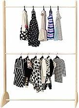 LiangDa Kleiderständer für Kinderkleidung,