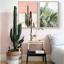 LIANGNIBAIHUO Rosa Kaktus Grüne Pflanze Blume
