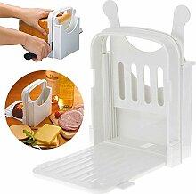 LianLe Brot Schneide Maschine Toast Slicer Falten