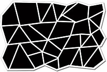 LIANTA Teppich, Geometrie Teppich, Moderne