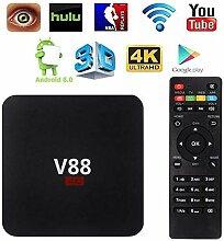 Liapianyun V88 4K Android 7.1 Smart TV Box, Hohe